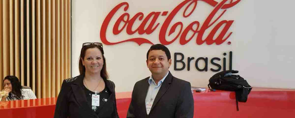 Mrs. Claudia Münch-Yttereng, director of JustSweet at Coca-Cola Brazil