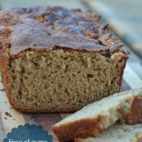 Soaked Gluten Free Bread {dairy free, nut free, corn free, gum free}