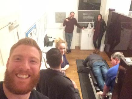 Selfie Chiro King!!!