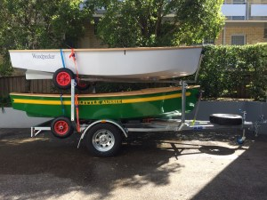 CUSTOM BOAT TRAILER