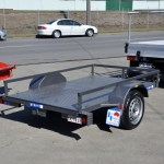 MOTORCYCLE SPORTSMAN PICK UP JUST TRAILERS