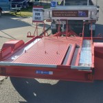 MOTORCYCLE TRAILER JUST TRAILERS