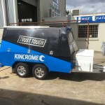 KINCROME TOOL DISPLAY TRAILER