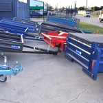 STOCK TRAILER , JUST TRAILERS ENGINEERING blue trailersblue trailers