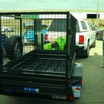 MOWING Trailer RIDE ON AND PUSH JUST TRAILERS ENGINEERINGcages for trailers