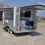 MOBILE CLASSROOM UNIVERSITY SOUTHEAST QUEENSLAND, JUST TRAILERS DESIGN