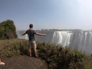 The Wondrous Victoria Falls