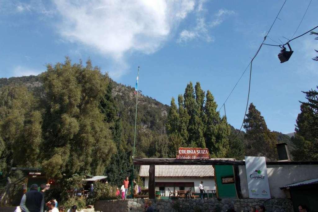 Colonia Suiza community just outside Bariloche