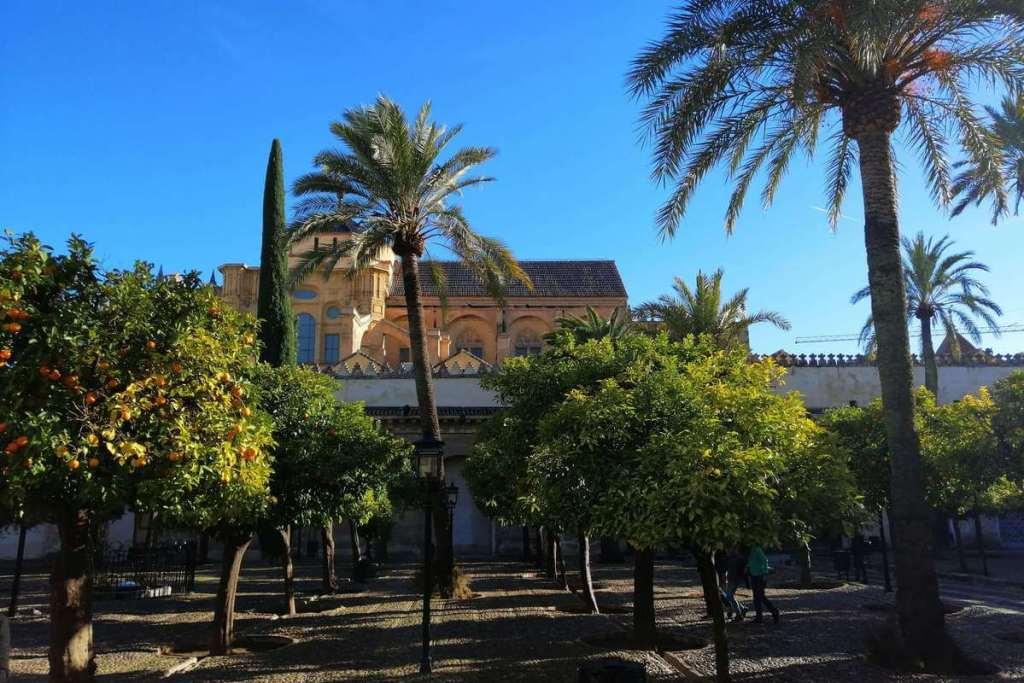 La Mezquita in Cordoba