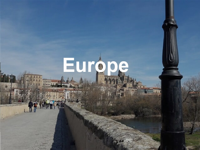 Europe blog posts header