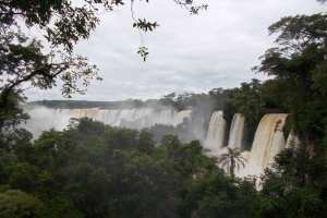 How to see Iguazu Falls