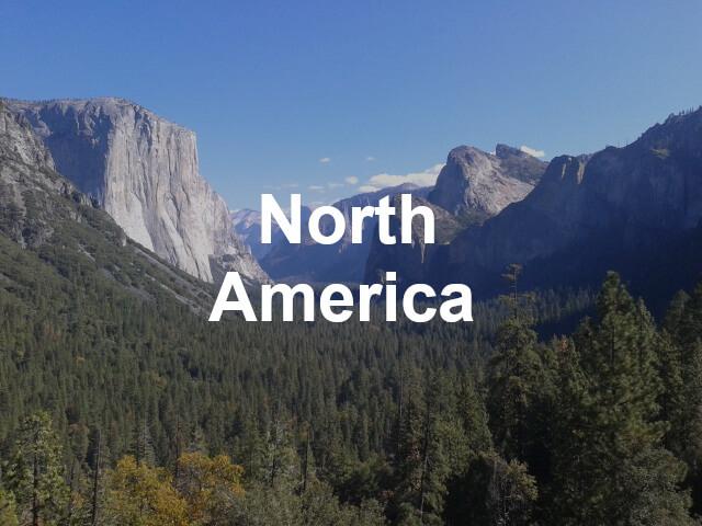 North America blog posts header