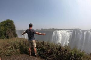 Read more about the article The Wondrous Victoria Falls