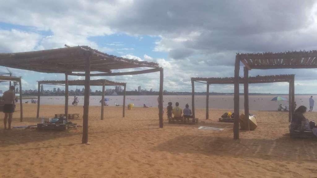 Beach in Encarnacion