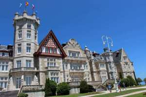 The interesting history of Santander's Magdalena Palace