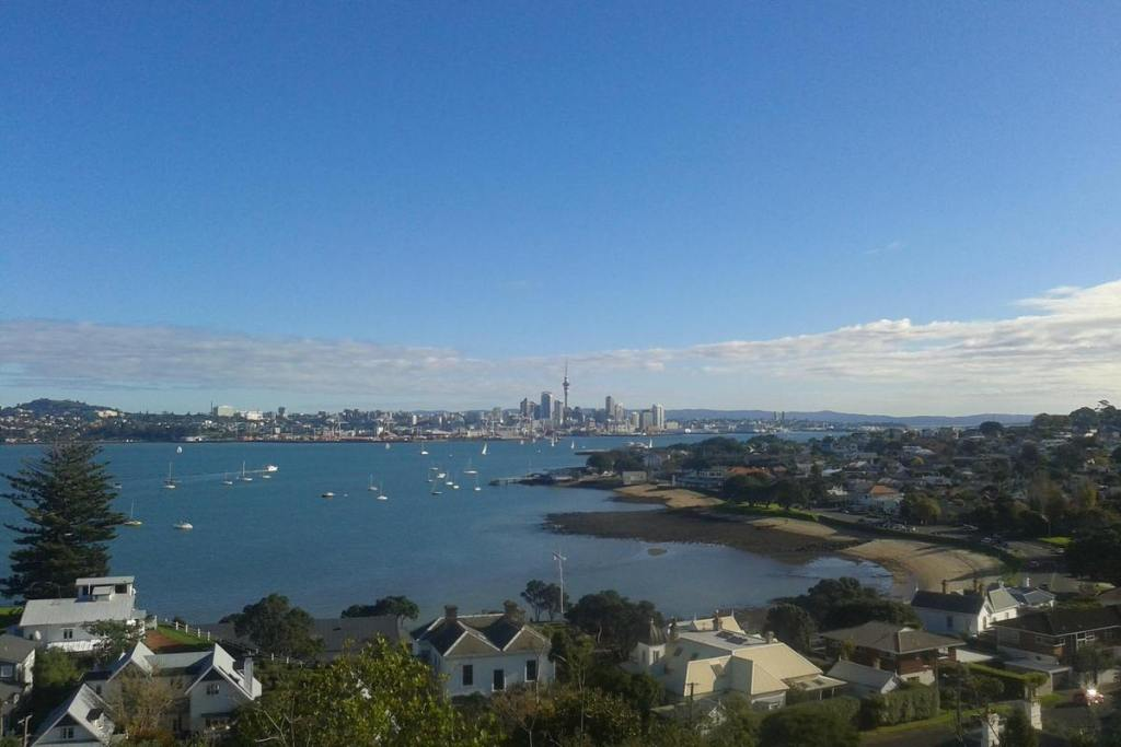 Auckland is one of the best places to visit in the North Island