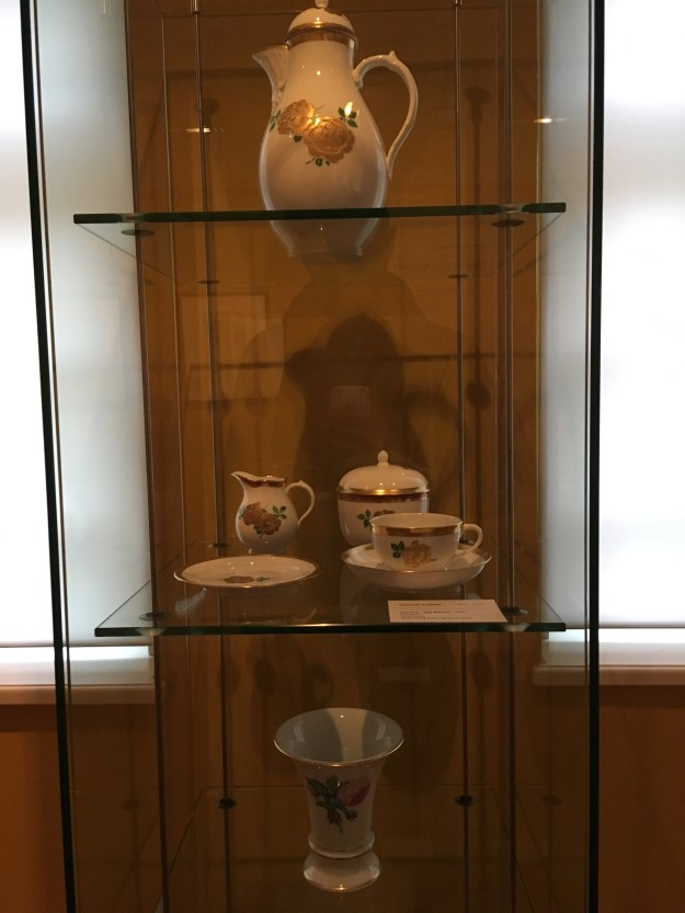 Vogeler Tea Set