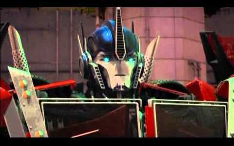 "Transformers Prime ""Toxicity"" Preview Clip"