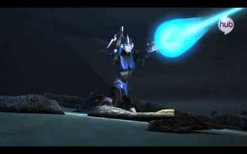 "Transformers Prime ""Alpha, Omega"" Preview Clip"