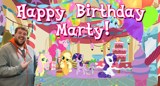 Marty Birthday Featured