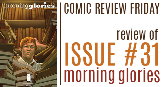 Comic Friday Featured 092013
