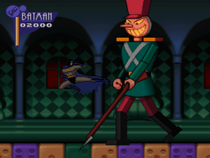 batman and robin gameplay