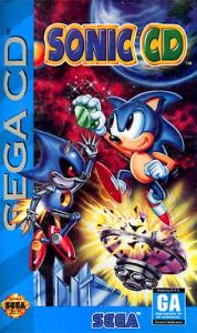 sonic cd title