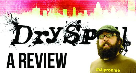 Dryspell #1 Review