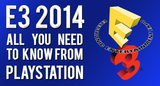 Playstation E3 2014