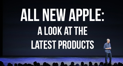 New Apple Products