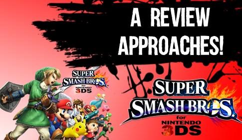 Smash Bros. 3DS Review