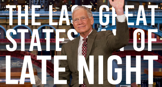 Letterman Late Night
