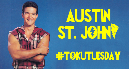 Austin St John