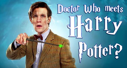 Matt Smith Harry Potter