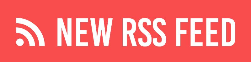 New JUG RSS Feed