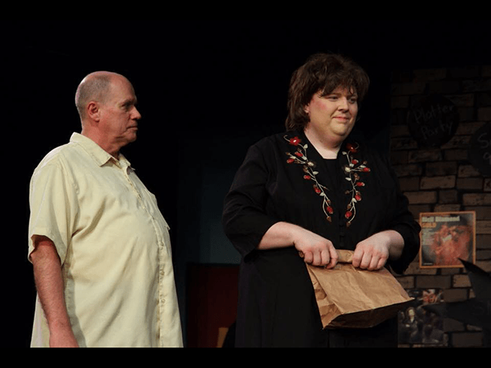 Dan Marsh as Edna Turnblad