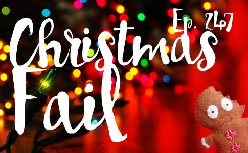 Christmas Fail