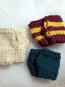 baby fingerless gloves, baby gloves, knitting, knit, diy