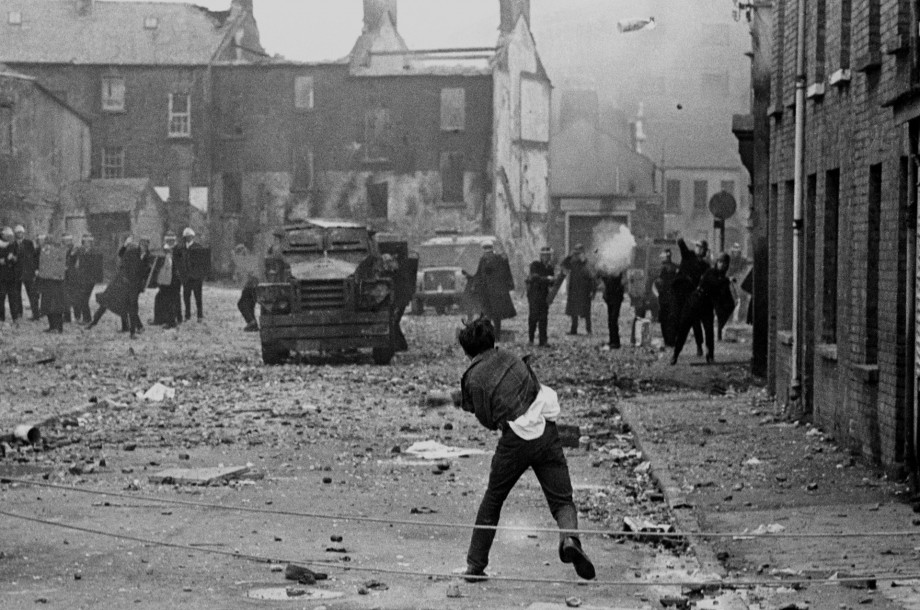 Image result for battle of the bogside