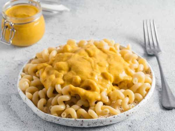 Vegan Mac N' Cheese