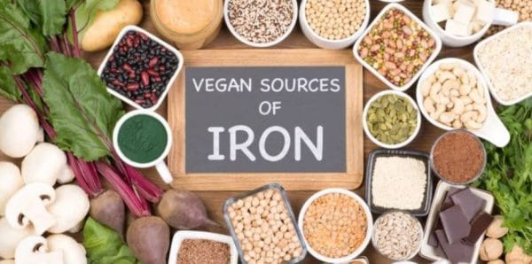 7 Foods High In Iron