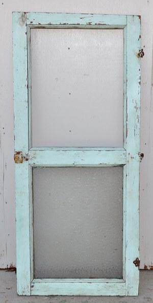 Antigue Door Chalkboard : Chalkboard door from a broken vintage just