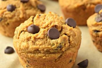 Pumpkin Muffins – Gluten Free, Vegan, & Refined Sugar Free
