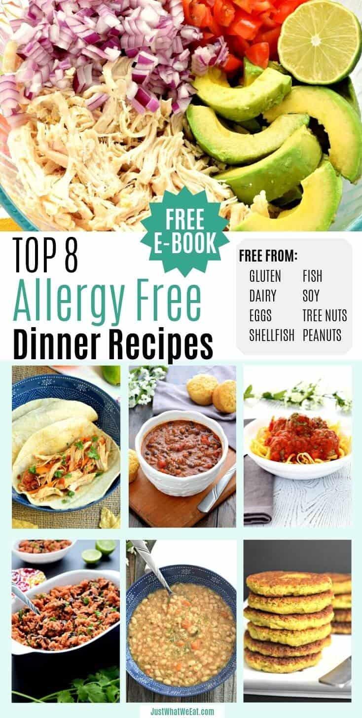10 Amazing Top 8 Allergy Free Dinner Recipes