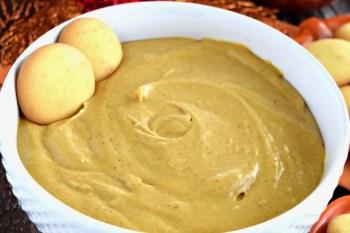 Pumpkin Dip – Gluten Free & Vegan