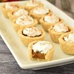 Pumpkin Pie Bites - Gluten Free, Vegan, & Refined Sugar Free