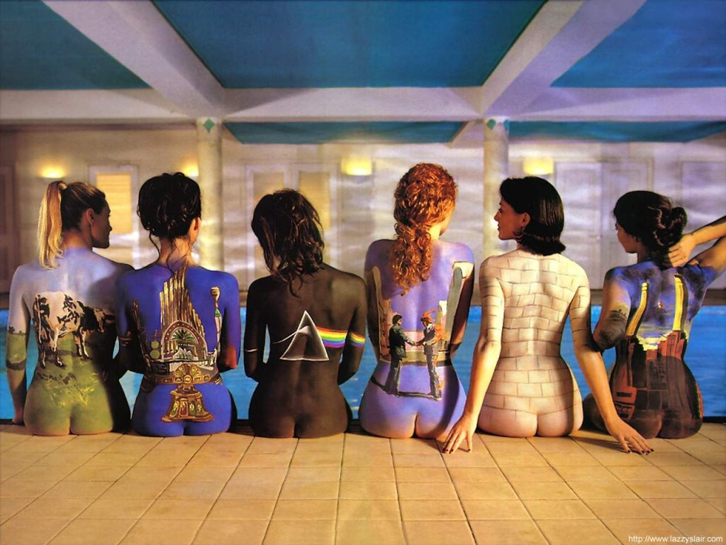 """""""What a bummer"""" thought William when he checked his Pink Floyd collection"""