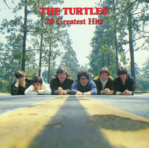Everyone else had walked across the Abbey Road crossing, but the Turtles had to show off by crawling across