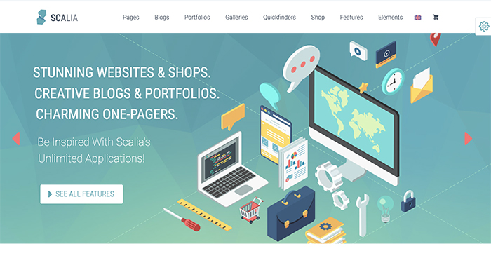 Best corporate premium wordpress themes