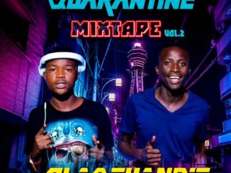 BlaqShandis - Quarantine Mixtape Vol.2
